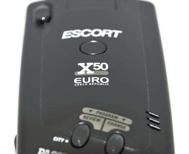 Escort X50i EURO CZ