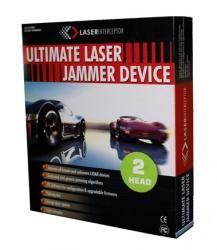 Detail: Laser Interceptor DUAL / QUAD - Laserová rušička