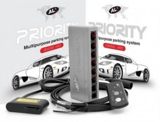 Detail: AL Priority - Víceúčelový parkovací systém