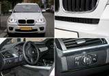 Ukázka skryté zástavby - BMW X5 - Antiradar Protector