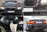 Ukázka skryté zástavby - BMW 7 - Antiradar Protector