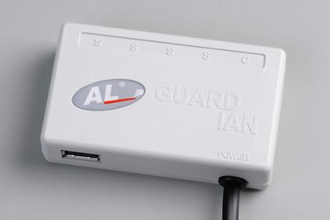 Laserová rušička AntiLaser G9 RX - Řídící jednotka