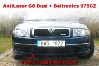 Detail: Antiradar Beltronics Vector 975 INT - CZ - pevná sada
