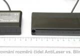 AntiLaser vs Blinder - rozměry