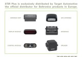 Antiradar Beltronics STI-R Plus EURO CZ