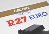 Antiradar Escort R27 EURO