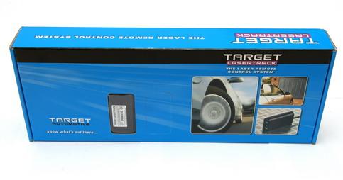 Target LaserTrack - balení