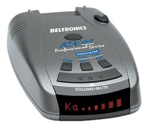 Detail: Antiradar Beltronics RX65 - Professional series