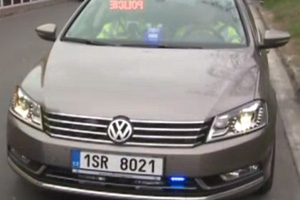 Policejn� Passat B7