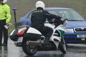 Policejn� vozy s radary - pasivn�