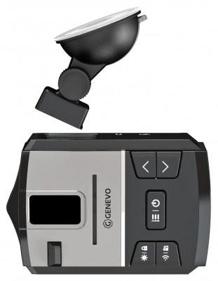 Magnetický držák pro GENEVO MAX vertikálně