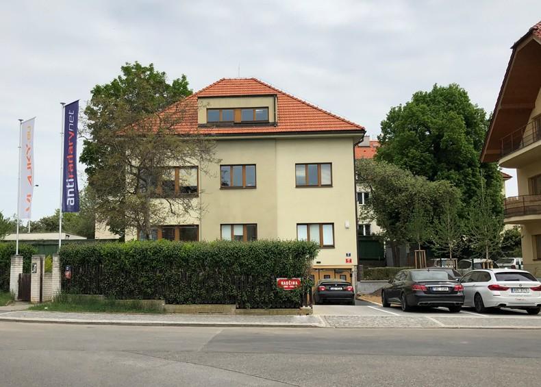 AntiRadary.NET - Radčina 497/22 - 161 00 Praha 6